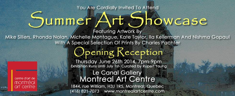 Summer Art Showcase